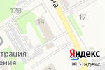 Схема проезда до компании Пожарная часть №7 в Барнауле