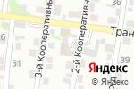 Схема проезда до компании Строительный двор в Барнауле