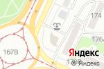 Схема проезда до компании QQ в Барнауле