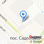 Строительная компания на карте Барнаула