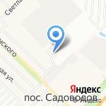 ЛИОН на карте Барнаула