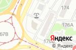 Схема проезда до компании QQ Express в Барнауле