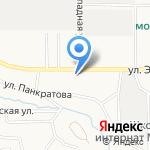 Жарков В.С. на карте Барнаула