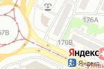 Схема проезда до компании Отличные Наличные в Барнауле