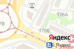 Схема проезда до компании Центр бытовых услуг в Барнауле