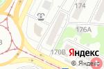 Схема проезда до компании СИБЭКОТУР в Барнауле