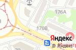 Схема проезда до компании Доброденьги в Барнауле