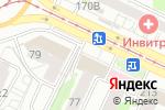Схема проезда до компании Колос в Барнауле