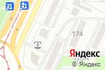 Схема проезда до компании Киоск по ремонту часов в Барнауле