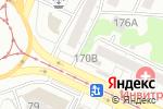 Схема проезда до компании Декоративные культуры в Барнауле