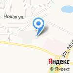 ПГПК-537 на карте Барнаула