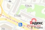 Схема проезда до компании У полковника в Барнауле