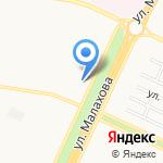 ЖЭУ №40 города Барнаула на карте Барнаула