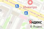Схема проезда до компании Детская стоматологическая поликлиника №2 в Барнауле