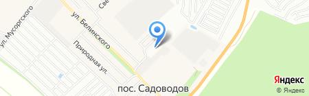 Крестьянское хозяйство Орехова В.М. на карте Барнаула