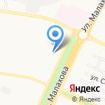Деньги до зарплаты Барнаул на карте Барнаула
