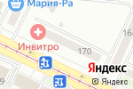 Схема проезда до компании Прозрение в Барнауле
