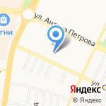 Пункт централизованной охраны №3 Управления вневедомственной охраны по г. Барнаулу на карте Барнаула
