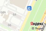 Схема проезда до компании Русский холодъ в Барнауле