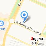 Алтфарм на карте Барнаула