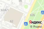 Схема проезда до компании Алтай-массаж в Барнауле