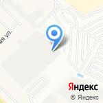 БРАН на карте Барнаула