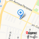 У Оганнеса на карте Барнаула