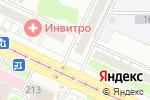 Схема проезда до компании Имидж-студия в Барнауле