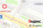 Схема проезда до компании Цирюльня в Барнауле