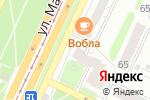 Схема проезда до компании Санаторно-курортное объединение в Барнауле