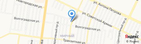 АбсолютГруз на карте Барнаула