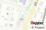 Схема проезда до компании Валеологический центр в Барнауле