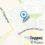 Групп-Сервис на карте Барнаула