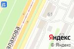 Схема проезда до компании Дубровка в Барнауле