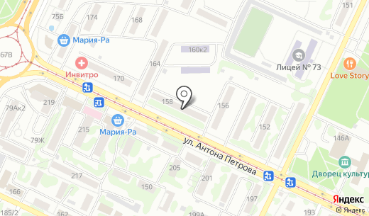 Мастер-Класс. Схема проезда в Барнауле