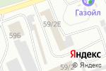 Схема проезда до компании Магазин конфет и сухофруктов в Барнауле
