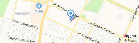 Отдохни на карте Барнаула