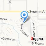 Шанс на карте Барнаула