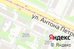 Схема проезда до компании Ломбард Карат в Барнауле