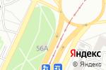 Схема проезда до компании Мадэра в Барнауле