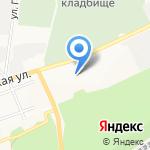 Фруктовый мир на карте Барнаула