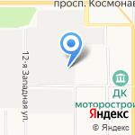 Мастерская по резке стекла на карте Барнаула