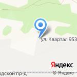 Барнаульский завод металлоконструкций на карте Барнаула