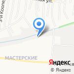 Центр аргонной сварки на карте Барнаула