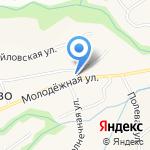 Центр на карте Барнаула