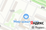 Схема проезда до компании Лагуна+ в Барнауле