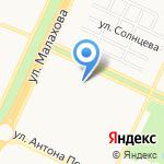 Лиза на карте Барнаула