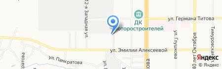 Новые Технологии на карте Барнаула