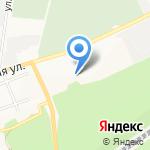 Магазин халяльной продукции на карте Барнаула