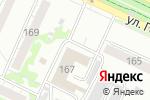 Схема проезда до компании Мир шашлыков в Барнауле